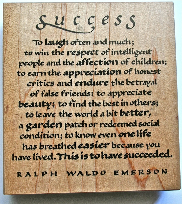 This motto is on my office wall, a gift from a client 16 years ago.