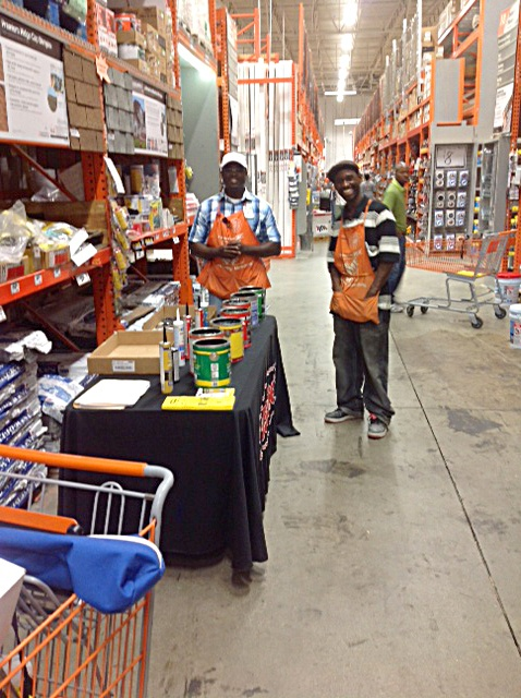 Training At The Home Depot