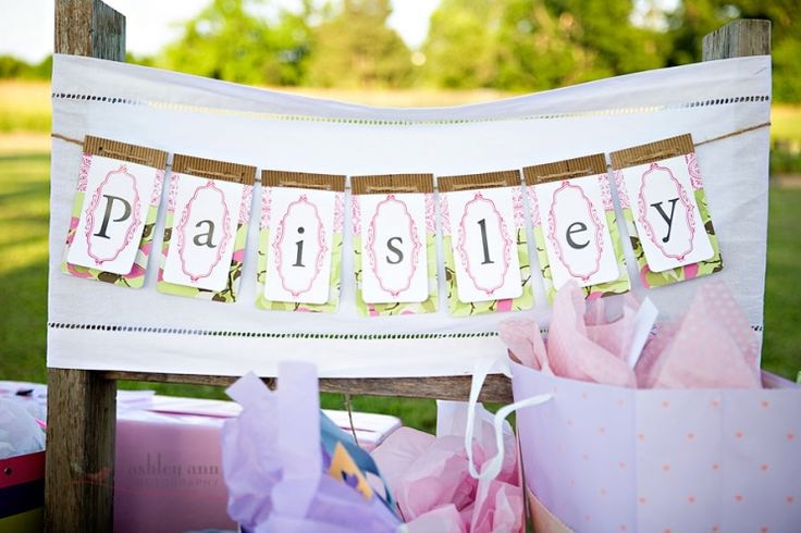 cute banner party ideas baby shower pinterest