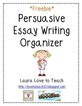 Free Oreo Graphic Organizer For Persuasive Writing | just ...