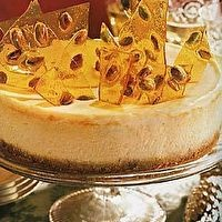 Pistachio Brittle Cheesecake | Pies & Cakes | Pinterest