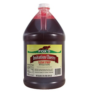 Cherry syrup for Cherry Limeade