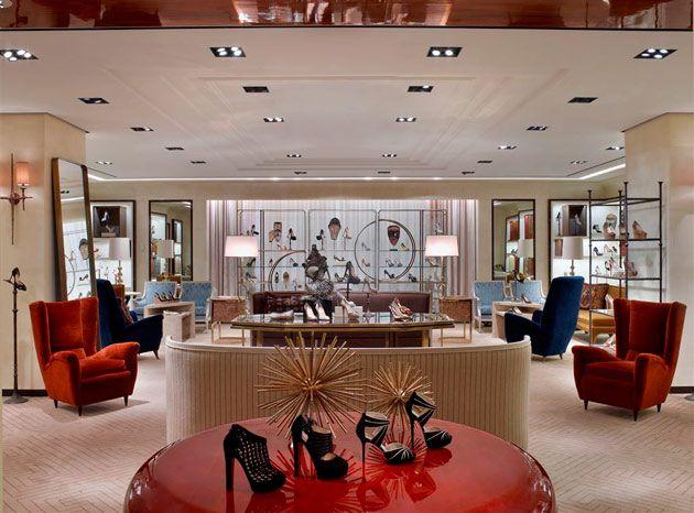 bergdorf goodman women 39 s shoe salon department store