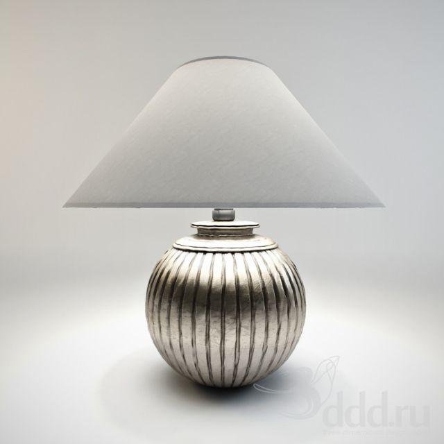 3D Max Модели Светильники