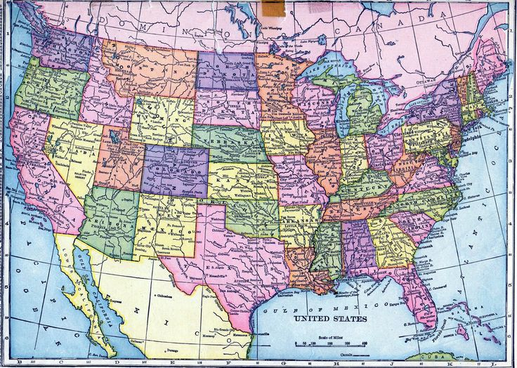 United States Map  Colorado  Pinterest
