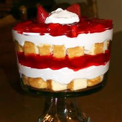 Strawberry Angel Food Dessert | Labor Day Cookout Recipes & Ideas | P ...