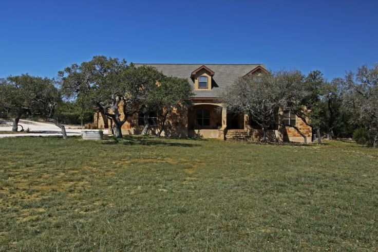Texas Hill Country Real Estate For Sale Tx Homes
