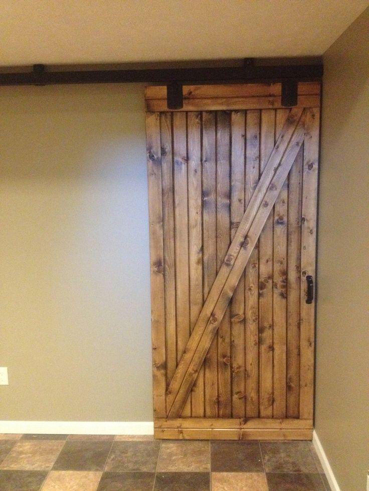 Sliding Barn Door My Future Pole Barn Home Pinterest