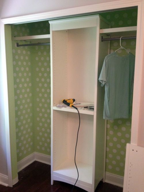Lowes closet organizer organizing and cleaning life 39 s messes pint - Closets organizers lowes ...