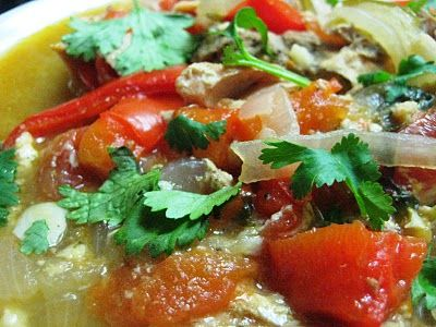 ... Well With Others: Salmon Fish Stew, Brazilian Style - Regional Recipes