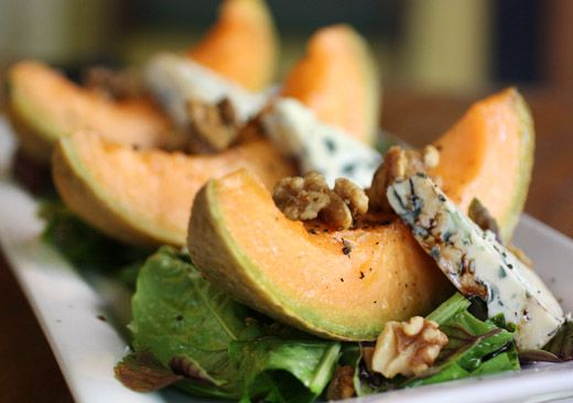 Melon with Blue Cheese and Black Pepper | Soups, Salads, Sides | Pint ...