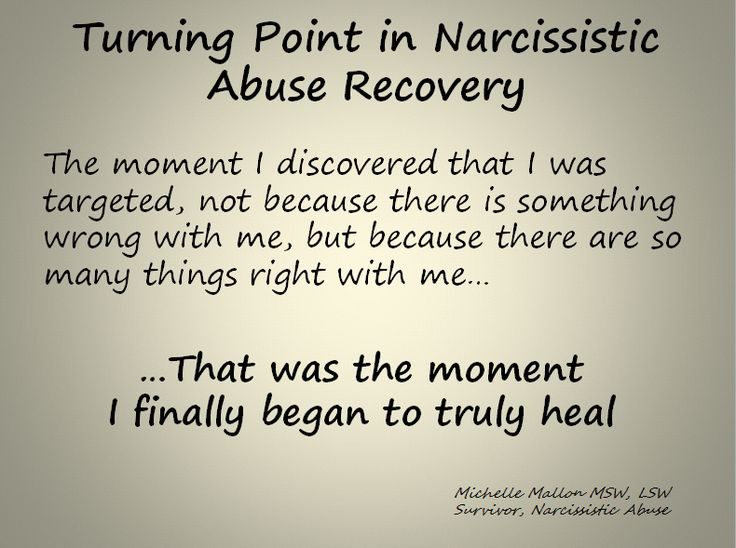 Narcissistic Abuse Recovery | Youre just somebody that I