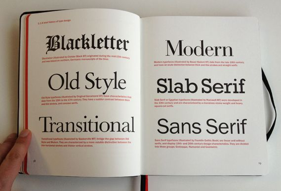 Type Matters, by Jim Williams
