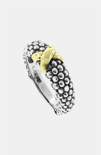 "Lagos 'X' Caviarâ""¢ Ring | Nordstrom"