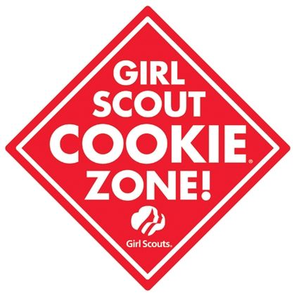 for the booth girl scout cookies pinterest
