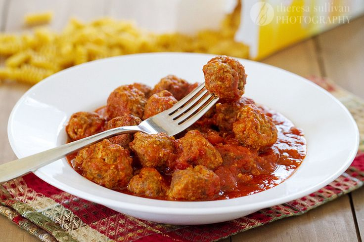 Slow Cooker Mini Meatballs | Food | Beef | Pinterest