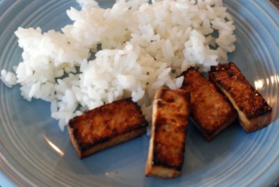 Baked Tofu Sticks | Recipes I Would Like To Try | Pinterest