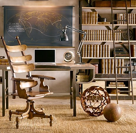 Awesome steampunk office Crafts & Projects Pinterest