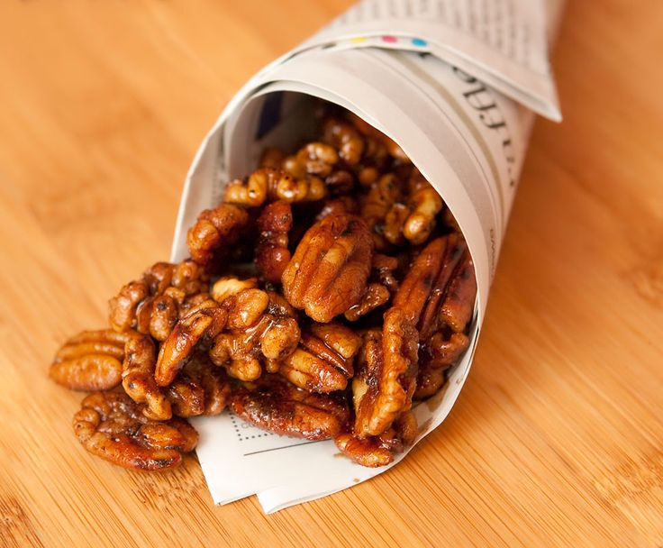 Kicked-Up Spiced Nuts Emeril Style... Perfect for a New Year's Potluck ...