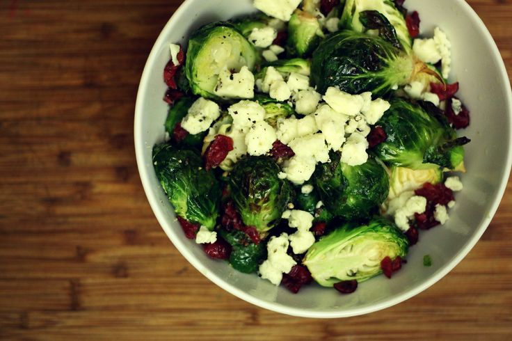 Brussel Sprouts | Meals to Try and Healthy Shortcuts | Pinterest