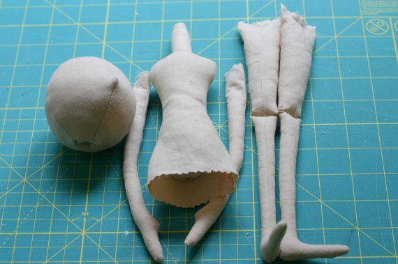 How To Make A Cloth Doll Body