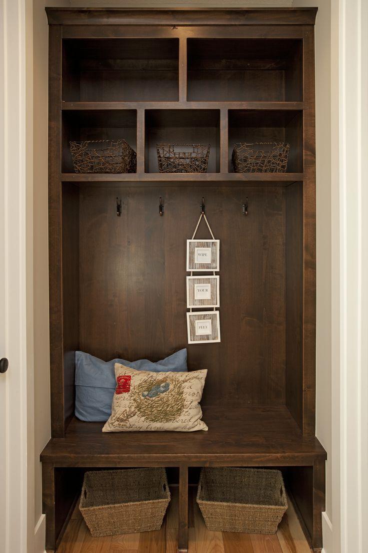 Built In Lockers In Mudroom Pinterest