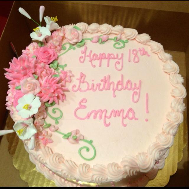 Elegant birthday cakes  Cakes  Pinterest