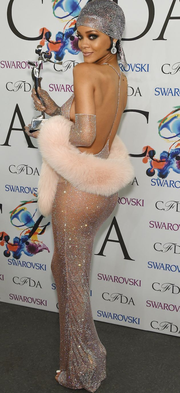 That cfda awards rihanna 2014 think