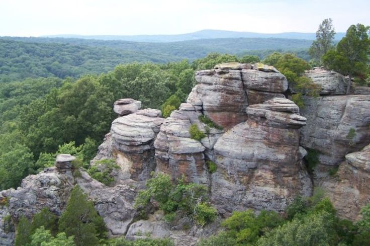 Shawnee National Forest Favorite Forests Of North America Pintere