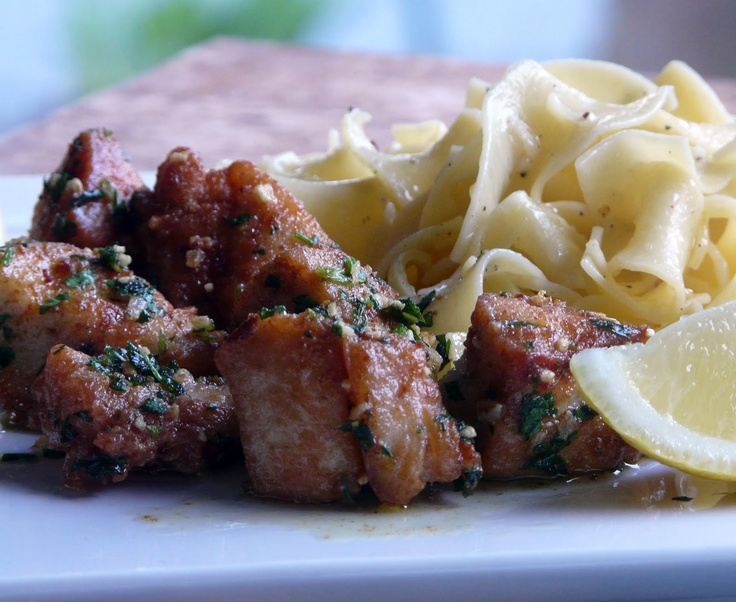 Chicken Breasts with Garlic and Parsley | Foodie | Pinterest