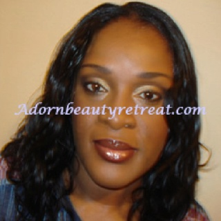 How To Sew In Weave Tracks For Invisible Part Sew In Step By Step ...