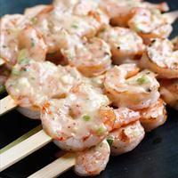 Bangin' Grilled Shrimp Skewers | Cooking | Pinterest