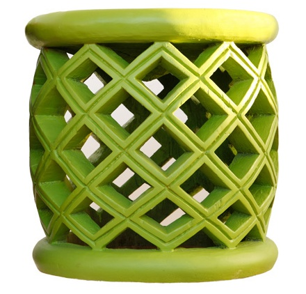 Lime Green stool | LIME GREEN | Pinterest