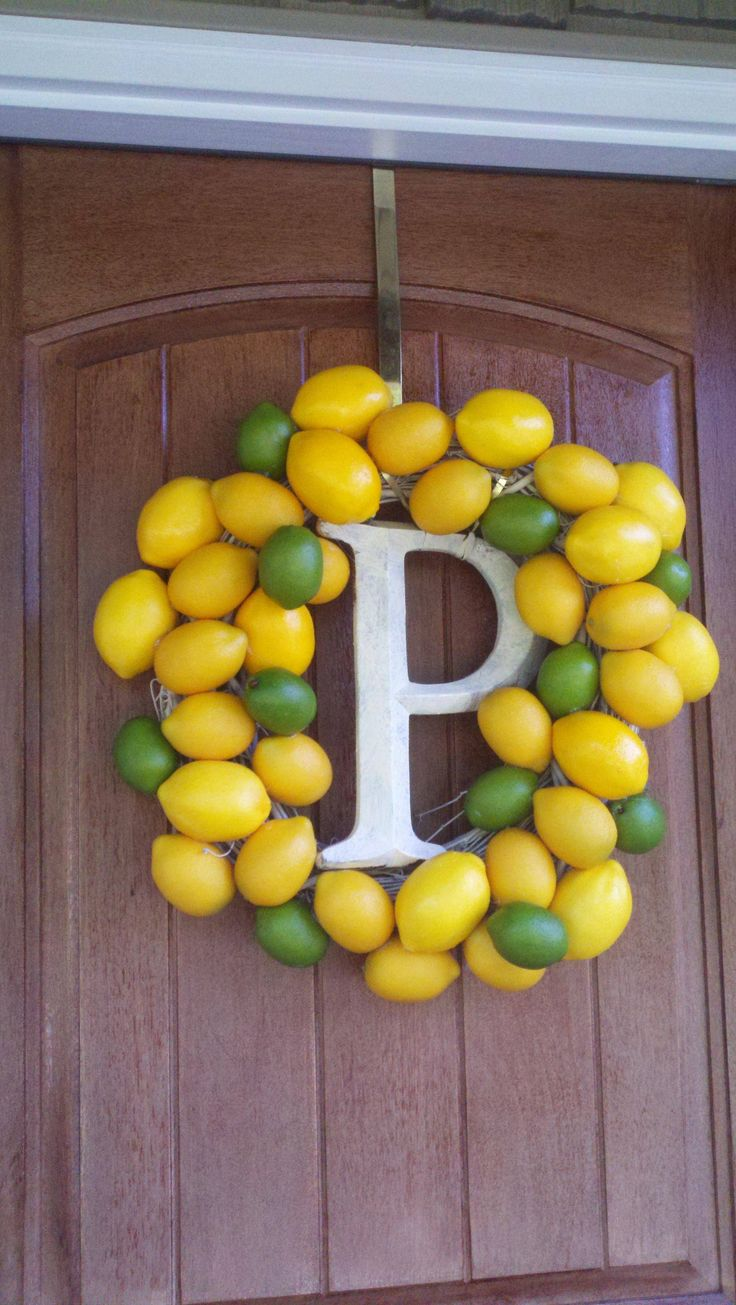 can do this!  My lemon and lime kitchen  Pinterest