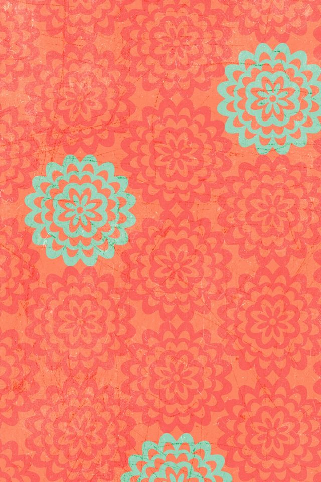 coral and turquoise background misc pinterest