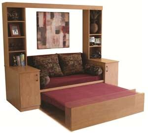 Pop Up Sofa Trundle Murphy Bed I Need More Info On This