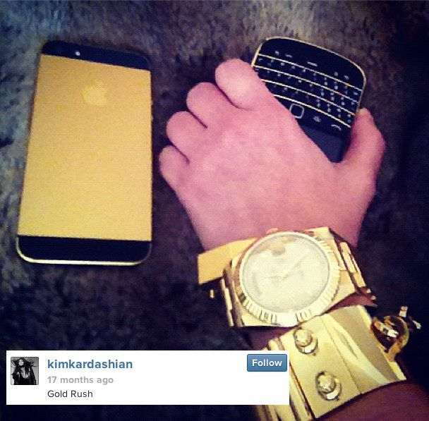 The 29 most outrageously extravagant celebrity instagram posts of all