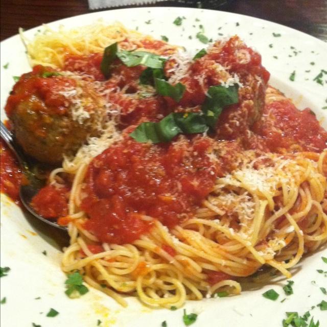 Spaghetti & Meatballs | Pasta | Pinterest