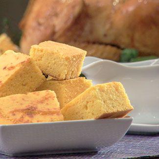Southern Corn Bread Corn bread makes a fantastic side to any barbecue ...