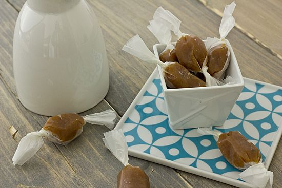 Spiced Sweet Potato Caramels-----http://ohmyveggies.com/recipe-spiced ...