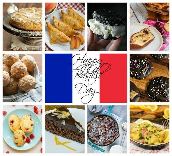 bastille day france food