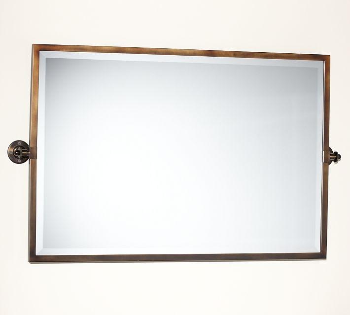 Kensington Swivel Mirror Bathroom