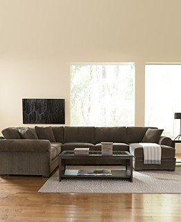 Macy's Devon Sectional | Furniture and Decor Wish List