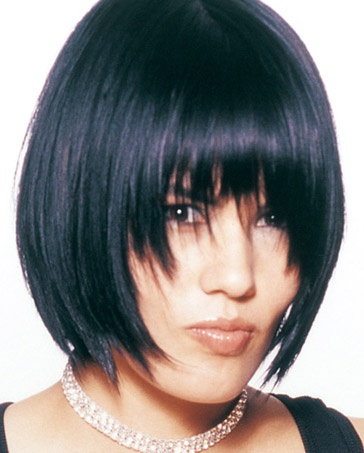 2001 Spring Hairstyles | EvelineCharles | Short Haircuts | Pinterest