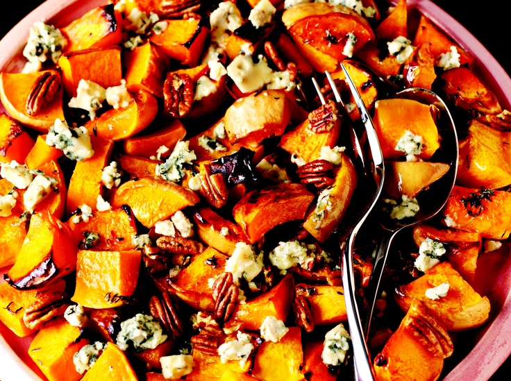 "Butternut Squash with Pecans and Blue Cheese"" from Cookstr.com # ..."