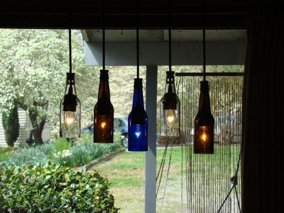 Beer Bottle Light