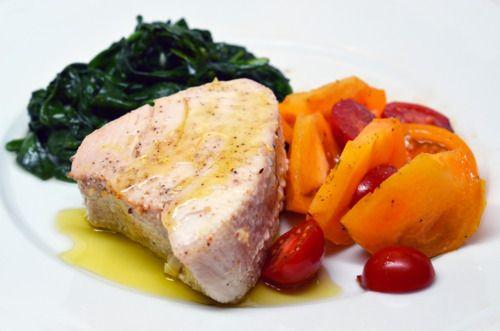 Softcore Albacore (Tuna Braised in Olive Oil) | Nom Nom Paleo