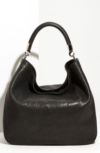 girl can dream! Yves Saint Laurent 'Roady - Large' Leather Hobo ...