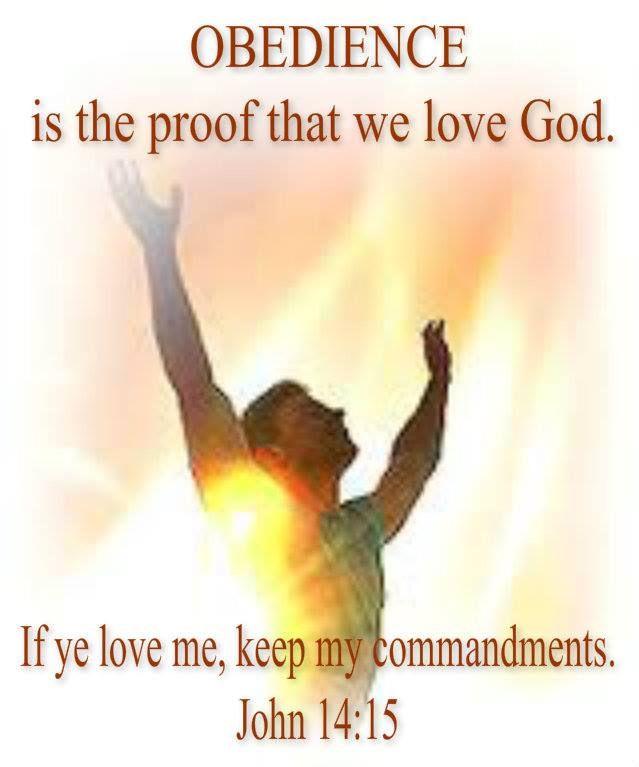 Image result for John 14:15