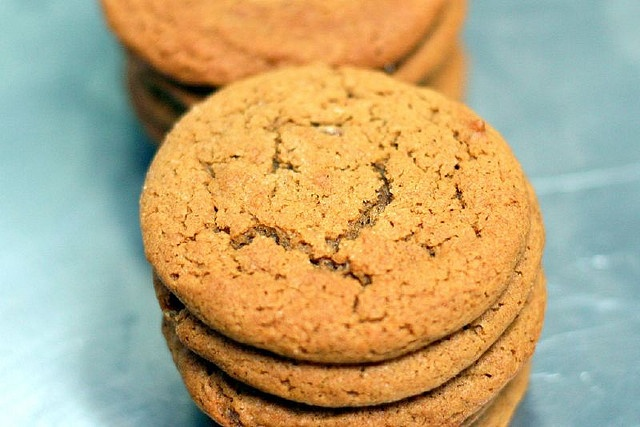 Molasses Spice Cookies from Cooks Illustrated